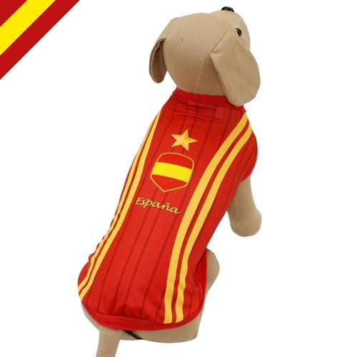Camiseta Perro Selección Española