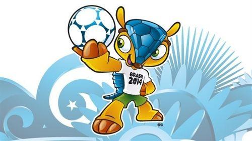 Fuleco mascota mundial brasil 2014